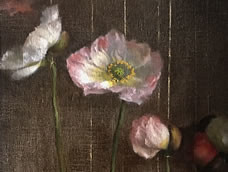 Nneka Uzoigwe<br>Hanging Poppies